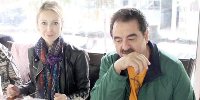 Ayşegül'den Bursa'ya Tatlıses lezzeti