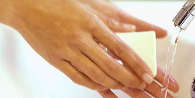 Her gün suya sabuna dokunalım