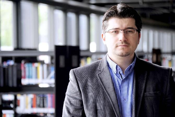 TÜBA'dan AGÜ Öğretim Üyesine 'Genç Bilim İnsanı' Ödülü