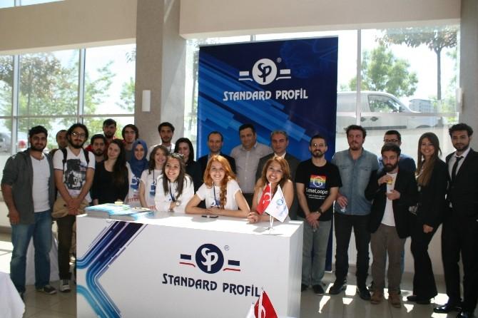 Standard Profil, Btfest'te Düzce Üniversitesi Öğrencileri İle Buluştu
