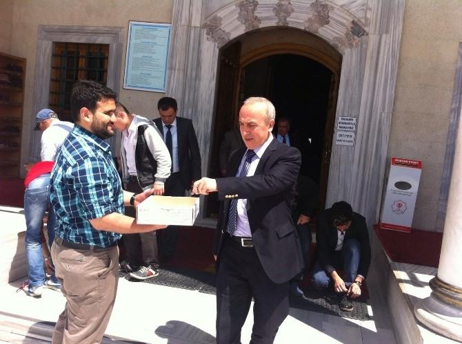 Soykan Anısına Ankara'da Mevlid Okutuldu