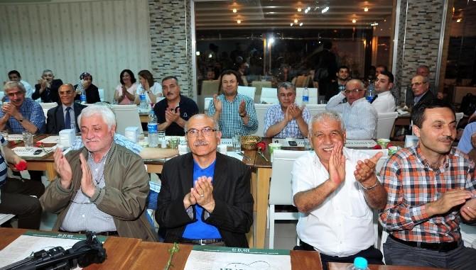 """Malatyalılardan Başkan Tütüncü'ye """"Özal"""" Teşekkürü"""