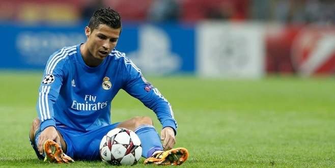 Ronaldo: Niye gülüyorsunuz?