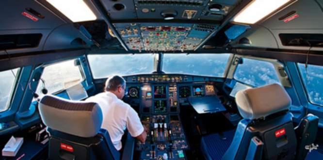 Pilot havadan o anı görünce…