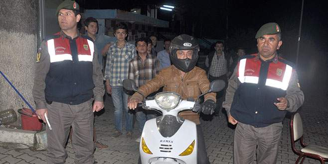 İnegöl'de 'Trafik Haftası' etkinlikleri devam ediyor