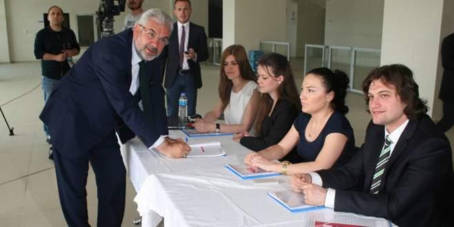 Bursaspor'da kongre ertelendi