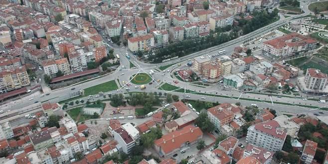 Bursa trafiğine miting ayarı