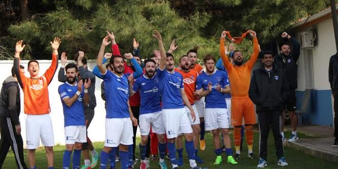 Haydi Bursa 2. Lig için!