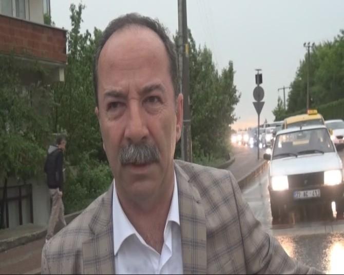 Edirne Belediye Başkanı Gürkan'dan 'Fırtına' Açıklaması
