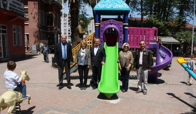 Rotary Kulüpten Çaycuma Çocuklarına Armağan