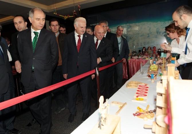 Uluslararası Oyun Ve Oyuncak Kongresi, Atatürk Üniversitesi Ev Sahipliğinde Çok Sayıda Bilim İnsanı Ve Araştırmacıyı Bir Araya Getirdi