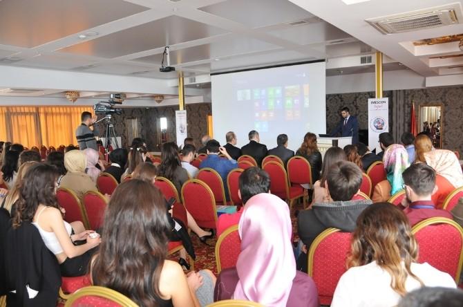 3. Uluslararası Tıp Öğrencileri Kongresi Başladı