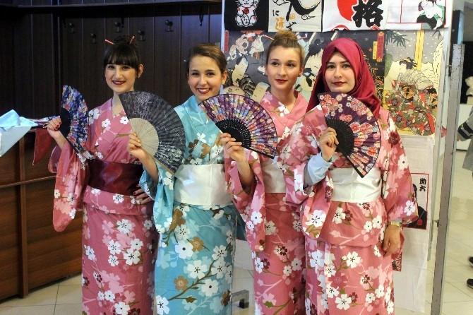 ERÜ'de 'Japon Kültür Günü' Etkinliği Düzenlendi