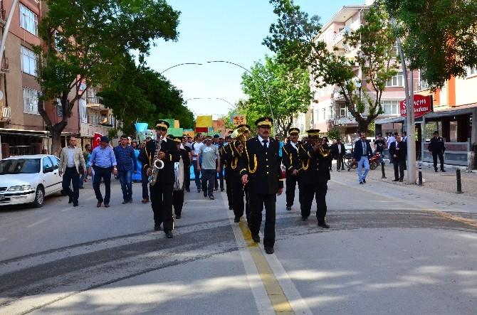 Karaman'da Kop Gençlik Festivali Başladı