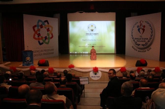 İhlas Vakfı 2014-2015 Yılı Mezuniyet Töreni