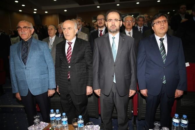 22. Türkiye İlahiyat Fakülteleri Dekanları Toplantısı Bayburt Üniversitesinde Başladı