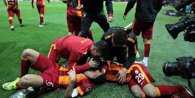 Galatasaray'a yerlilerden büyük katkı