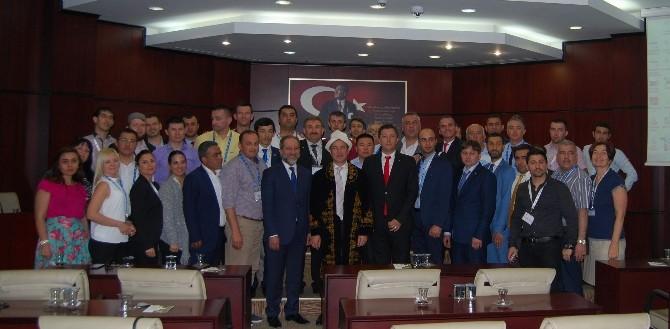 Türkçe Konuşan Girişimciler, GTO'yu Ziyaret Etti
