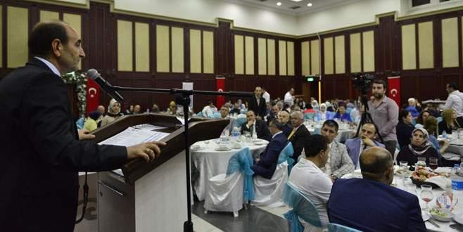 Başkan Edebali'den 'katılımcılık' vurgusu