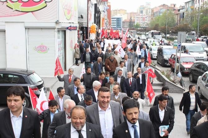 Saadet Partisi Milletvekili Adayı Adnan Coşkun: