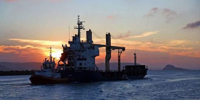 Türk gemisi Akdeniz'de bombalandı: 1 ölü