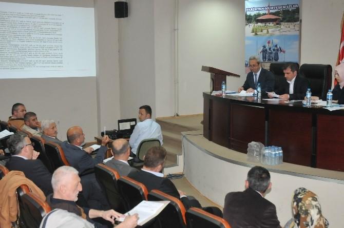 Akçakoca Belediye Meclisi Mayıs Ayı Toplantısı Yapıldı
