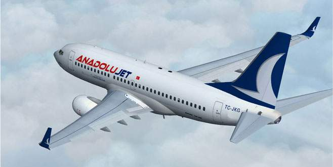 Muş-Bursa uçak seferleri başlıyor