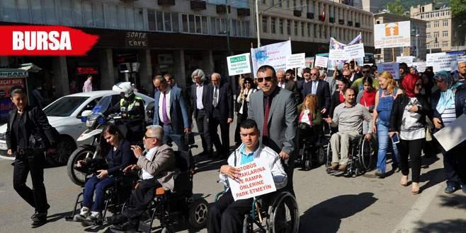 Engelliler Haftası kutlanıyor