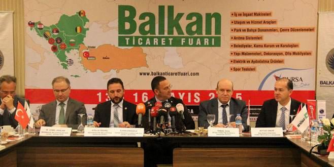 Balkan ülkeleri bu fuarda buluşacak