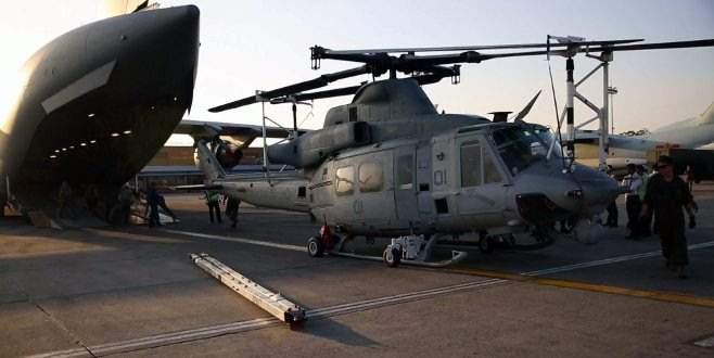 Nepal'de ABD helikopteri kayboldu