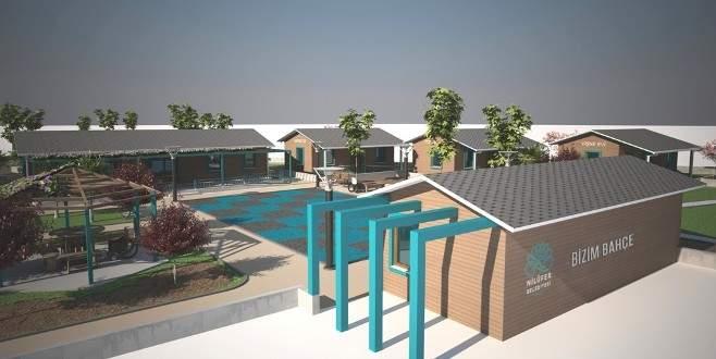 'Bizim Bahçe' projesi ile engellilere ve ailelerine tatil imkanı
