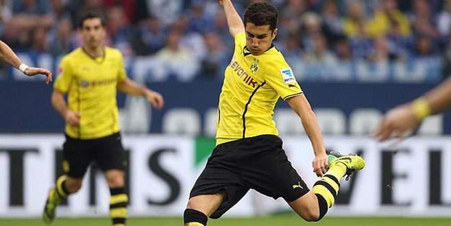 Dortmund'da Nuri farkı