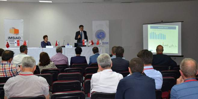 Türkiye'nin gayrimenkul seyri Bursa'da konuşuldu