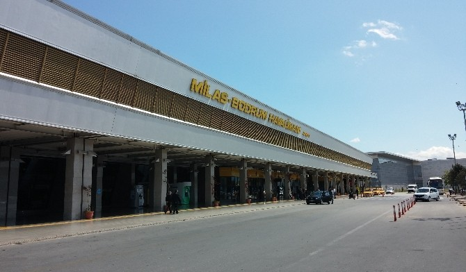 Tav'a Milas-bodrum Havalimanı İçin 162 Milyon Euroluk Kredi