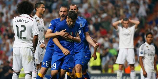 Juventus eski günlerine dönüyor