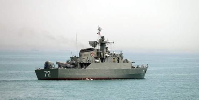 İran o ülkenin gemisine ateş açtı