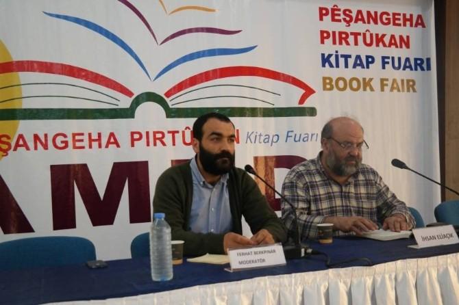 Kitap Fuarında 'Sosyal Adalet Ve Barış Dini İslam' Söyleşisi