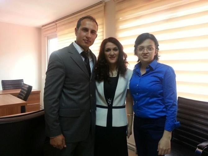 Giresun'da İşitme Engelli Gençler Evlendi