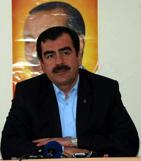 Aydın Milletvekili Mehmet Erdem 'Saray Siyaseti Yapanları Sert Dille Eleştirdi