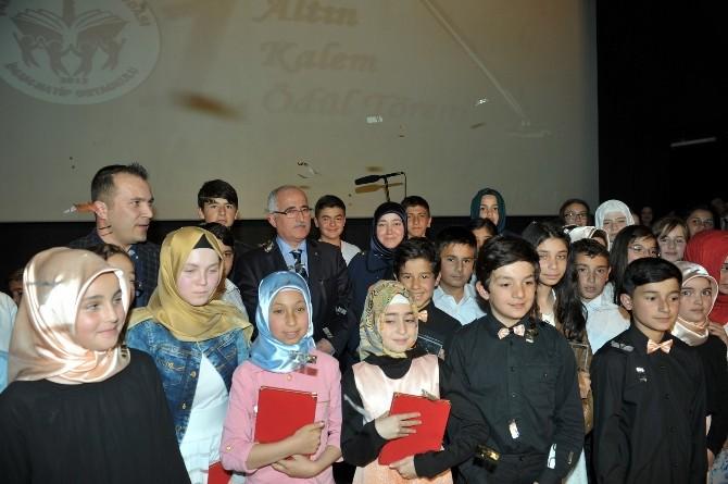 """Eskişehir'de """"İmam Hatip Ruhu Ve Altın Kalem Ödül Gecesi"""" Programı"""