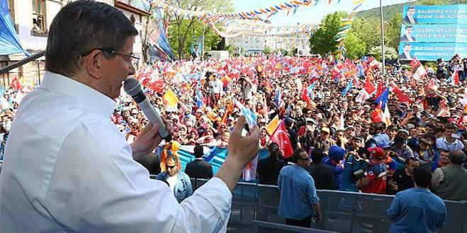 """""""AK Parti'den zalime dost olmaz"""""""