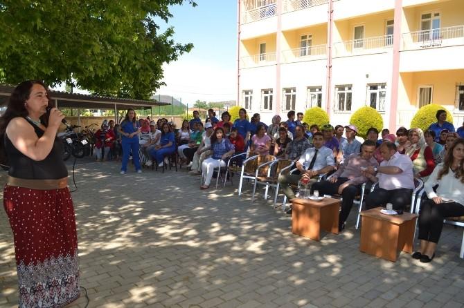 Kaymakam Güven, Rehabilitasyon Merkezini Ziyaret Etti
