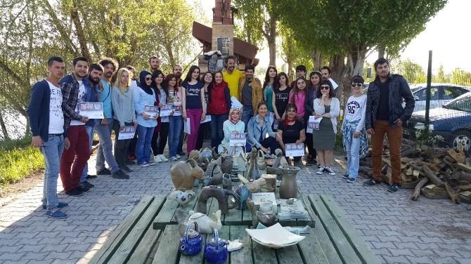 Nevşehir Hacı Bektaş Veli Üniversitesi'nde 'Soda Pişirim Çalıştay'ı Düzenlendi