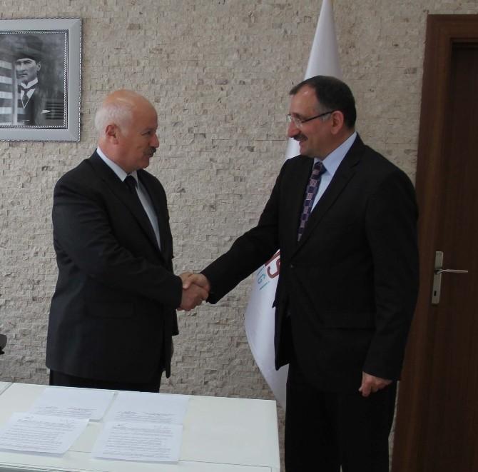 Bitlis'te Jeotermal Elektrik Üretimi Sözleşmesi İmzalandı