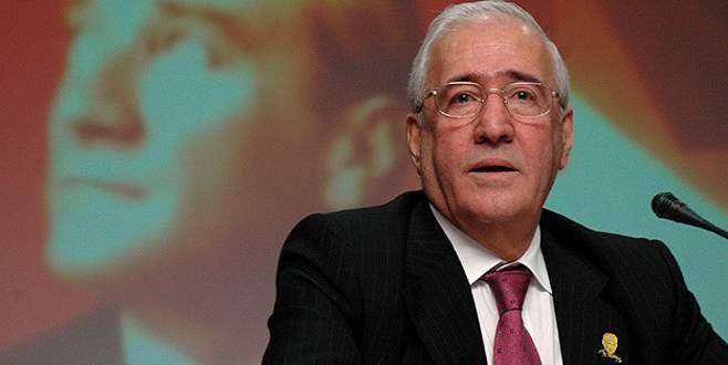 Anayasa Mahkemesi Eruygur'un başvurusunu reddetti