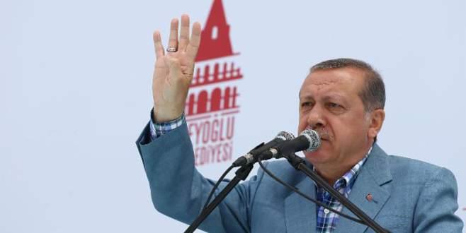 Erdoğan'dan Mısır'daki idam kararına ilk tepki