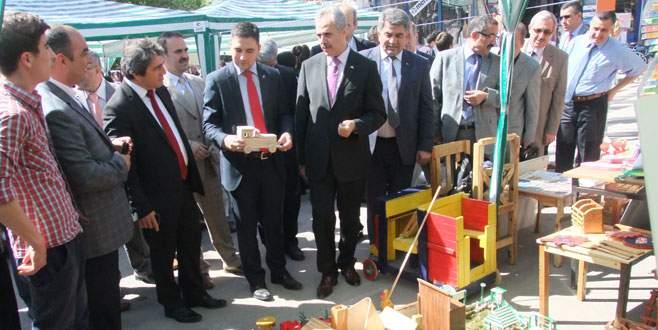 Büyükorhan'da Bilim Şenliği
