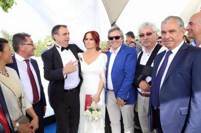 Ayvalık Belediye Başkanı Rahmi Gençer Dünya Evine Girdi