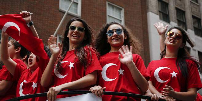 New York'ta Türk Günü