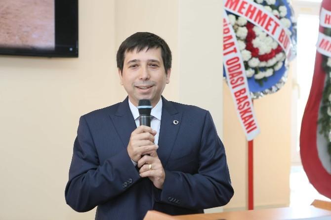 Yenidünya, Taşıko'nun Genel Kuruluna Katıldı